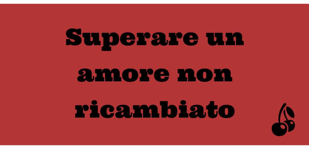 Amore non ricambiato - Love Revolution